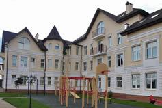 Детская площадка рядом со школой