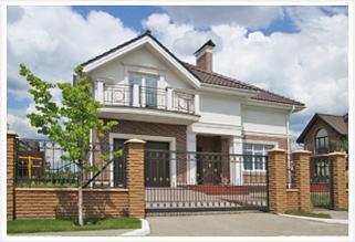 Новая очередь строительства в коттеджном городке Золоче 2015