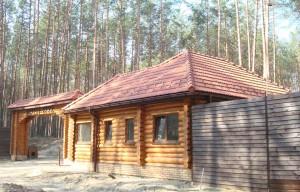 Коттеджный городок Форест Парк в селе Гнедын под Киевом