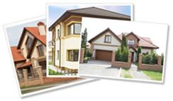 Купить дом в коттеджном городке Золоче