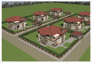 Продажа земельных участков в коттеджном городке Золоче