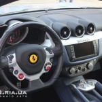 Ferrari California руль