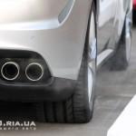 Ferrari FF выхлопная система