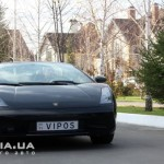 Lamborghini Gallardo Spyder в Золоче
