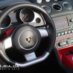 Lamborghini Gallardo Spyder руль