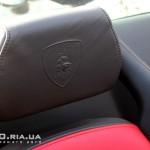 Lamborghini Gallardo Spyder подголовники