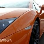 Lamborghini Gallardo Valentino Balboni переднее крыло