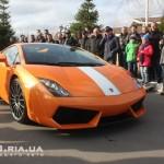 Lamborghini Gallardo Valentino Balboni вид с переди